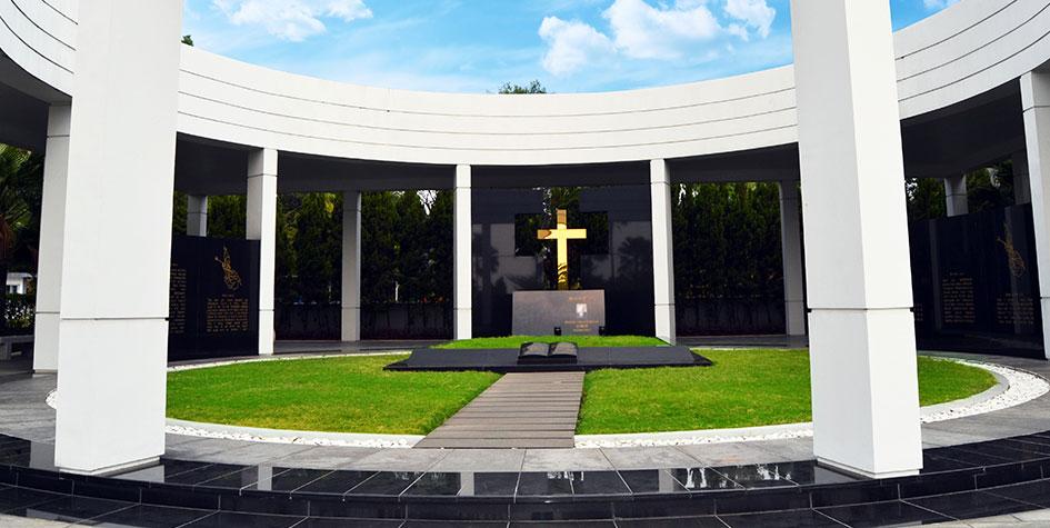 Christian Memorial Garden