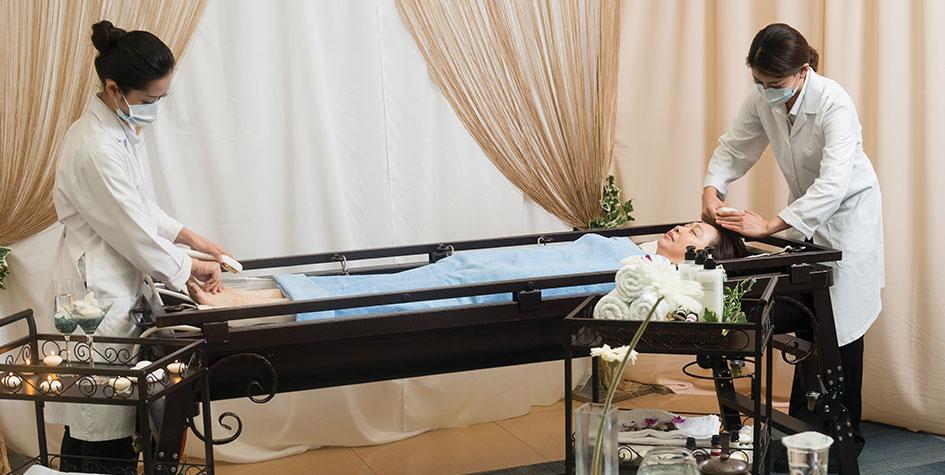 Remains SPA Treatment & Cadaveric Restoration